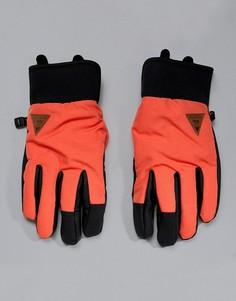 Перчатки Quiksilver Method-Черный