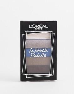 Миниатюрная палетка теней для век LOréal Paris 04 Stylist-Мульти Loreal