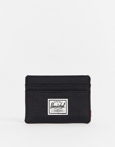 Визитница Herschel Supply Co Charlie-Черный