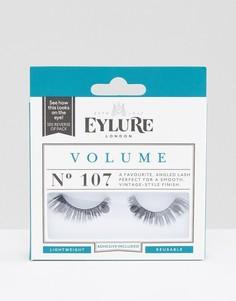 Накладные ресницы Eylure - No. 107-Черный