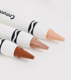 Набор из трех карандашей для макияжа Crayola Sahara Desert - карандаши для лица-Мульти