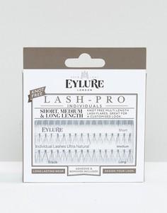 Набор отдельных накладных ресниц в пучках Eylure Pro-Lash-Черный