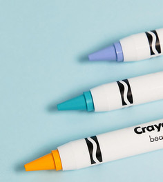 Три косметических карандаша Crayola Macaron - карандаши для лица-Мульти