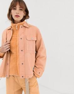 Рабочая куртка Penfield Hathaway-Розовый