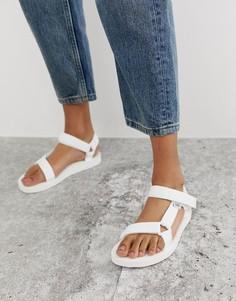 Белые сандалии Teva Original Universal-Белый
