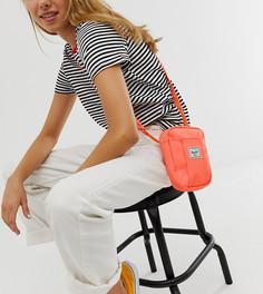 Эксклюзивная сумка через плечо Herschel Supply Co Cruz-Розовый