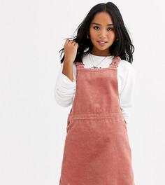 Розовый сарафан New Look Petite-Черный