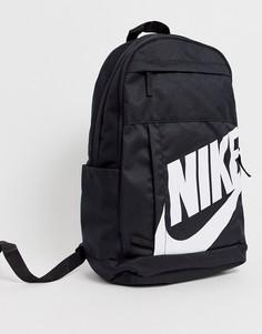 Черный рюкзак Nike Elemental