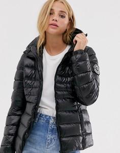 Утепленное пальто Brave Soul Everett-Черный