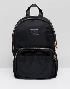 Рюкзак мини Fred Perry-Черный