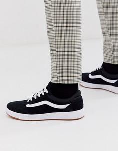 Черные кроссовки Vans - UC Cruze-Черный