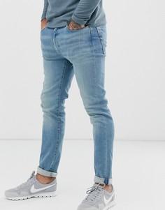 Светлые джинсы скинни с классической талией Levis 510-Синий Levis®