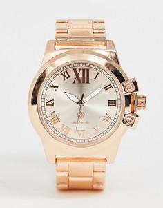 Наручные часы цвета розового золота Akademiks-Золотой