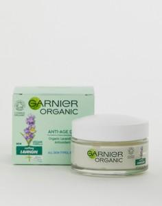 Антивозрастной дневной крем Garnier - Organic Lavandin, 50 мл-Бесцветный