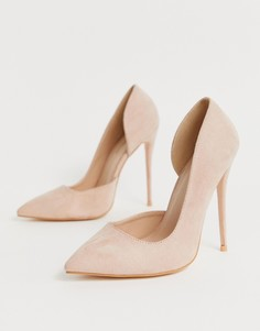 Розовые туфли-лодочки Public Desire - Sweet-Розовый