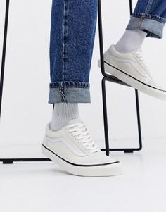 Белые кроссовки Vans - Anaheim Old Skool 36 DX-Белый