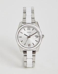 Часы Fossil ES4590 Mini Scarlette-Серебряный