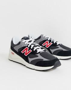 Черные кроссовки New Balance X90-Черный