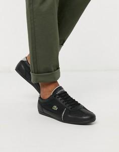 Черные кроссовки Lacoste - Evara Sport-Черный