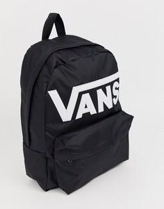 Черный рюкзак Vans - Old Skool III