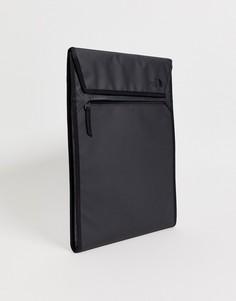 Черная сумка для ноутбука The North Face Stratoliner-Черный