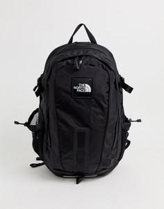 Черный рюкзак The North Face Hot Shot