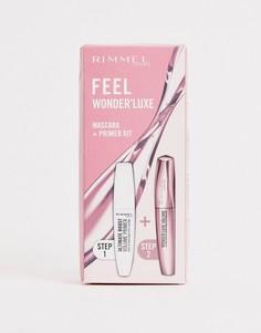Набор косметики Rimmel Feel Wonderluxe - СКИДКА 26%-Бесцветный