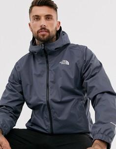 Серая утепленная куртка The North Face Quest-Серый