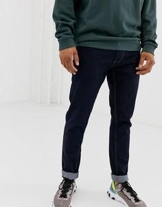 Зауженные джинсы цвета индиго Soul Star DEO-Синий
