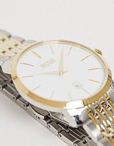 Классические наручные часы BOSS 1513747 Premium-Серебряный