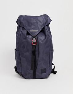 Рюкзак вместимостью 17 л с камуфляжным принтом Herschel Supply Co Thompson-Серый