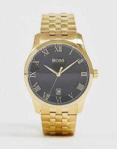 Часы BOSS 1513739 Master-Золотой