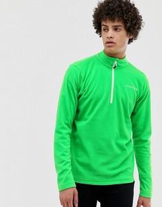Флисовый свитшот Dare 2b Freeze Dry II-Зеленый