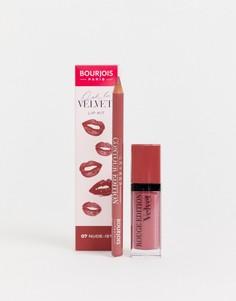 Набор для макияжа губ Bourjois Nude-Ist - СКИДКА 26%-Розовый