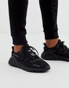 Черные кроссовки adidas Originals LXCON Adiprene-Черный