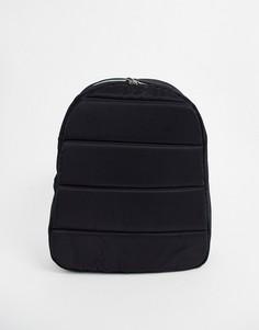 Черный уплотненный рюкзак Jack & Jones