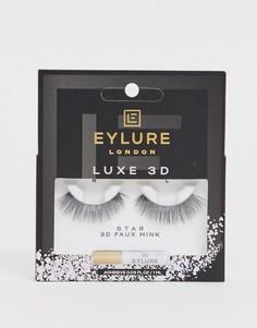 Накладные ресницы с 3D-эффектом Eylure Luxe - Star Lash-Черный