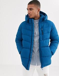 Дутая куртка Esprit-Синий