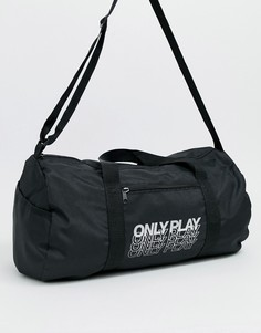 Черная спортивная сумка Only Play-Черный