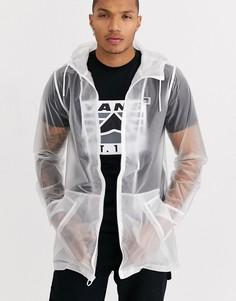 Прозрачная куртка Vans-Очистить