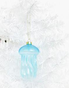 Елочное украшение в виде медузы SVNX-Мульти 7X