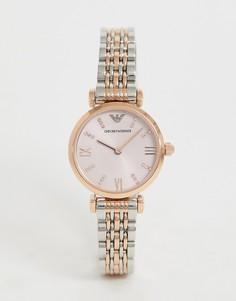 Часы-браслет Emporio Armani AR11223 Gianni-Серебряный