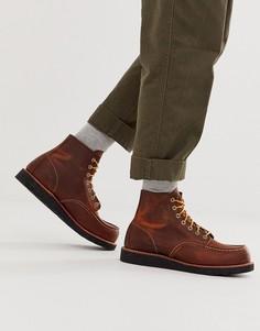 Кожаные ботинки высотой 6 дюймов Red Wing-Коричневый