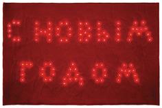 Световая фигура Feron 26724 Красный