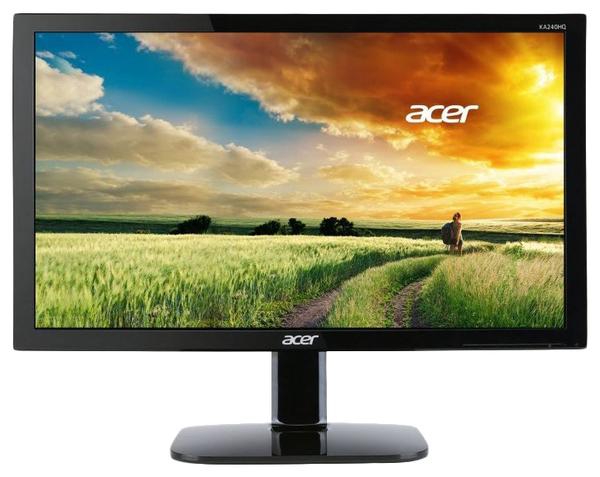 Монитор Acer KA240HQBbid UM.UX6EE.A02