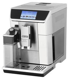 Кофемашина автоматическая DeLonghi PrimaDonna Elite ECAM 650.85.MS Silver/Black Delonghi