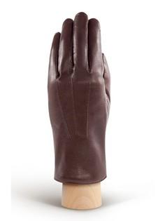 Перчатки мужские Eleganzza HP96000 коричневые 10
