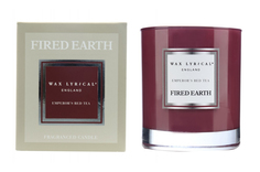 Ароматическая Wax Lyrical свеча Fired Earth Императорский красный чай FE0201