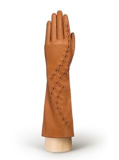 Перчатки женские Eleganzza F-IS0025 коричневые 7