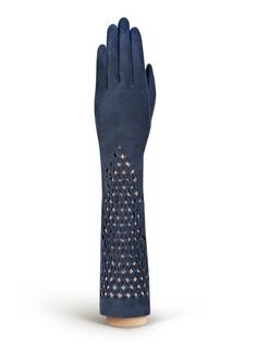 Перчатки женские Eleganzza F-IS0071 синие 6